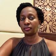 Bridget Mugambe, Program Coordinator